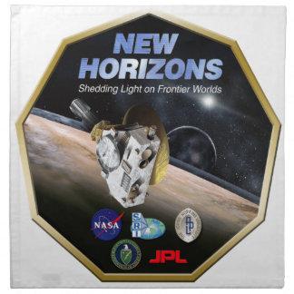 New Horizons Mission To Pluto! Cloth Napkin