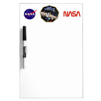 New Horizons Mission To Pluto! Dry-Erase Boards