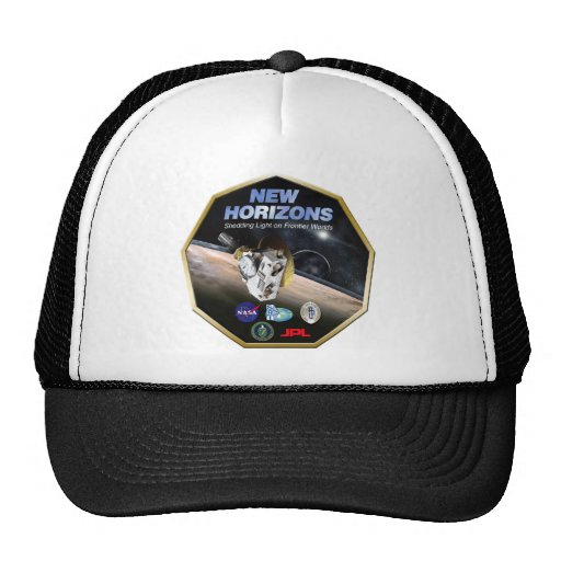 New Horizons Mission To Pluto! Hats