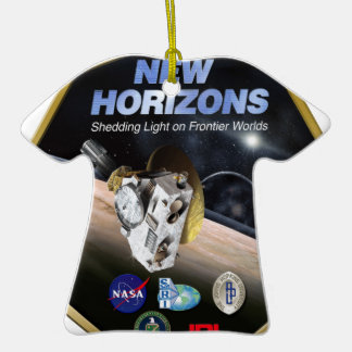 New Horizons Mission To Pluto Christmas Tree Ornaments