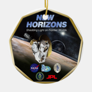 New Horizons Mission To Pluto Christmas Tree Ornament