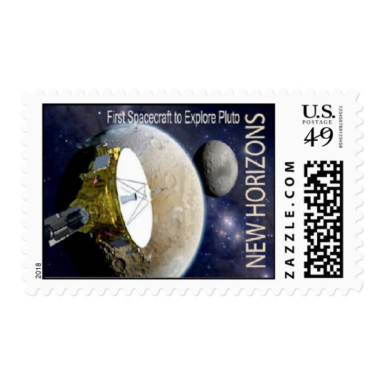 New Horizons Mission To Pluto! Postage
