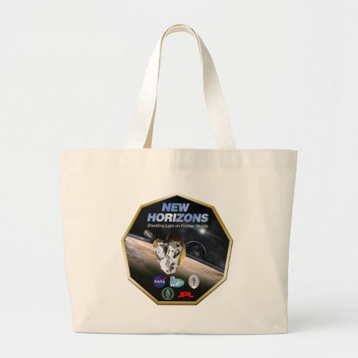 New Horizons Mission To Pluto! Tote Bags