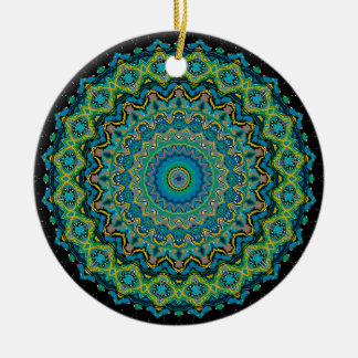 New Horizons No 3 Kaleidoscope Christmas Tree Ornament