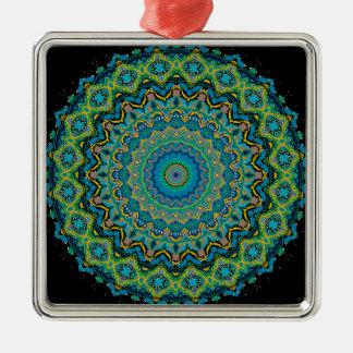 New Horizons No 3 Kaleidoscope Christmas Ornament