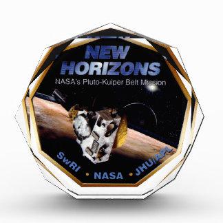 New Horizons Operations Team Logo Award