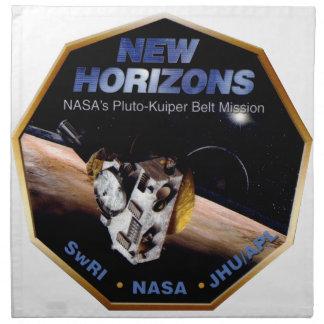 New Horizons Operations Team Logo Cloth Napkin