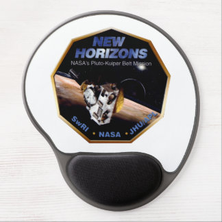 New Horizons Operations Team Logo Gel Mouse Pad