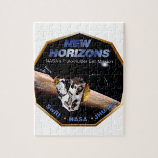 New Horizons Operations Team Logo Jigsaw Puzzle