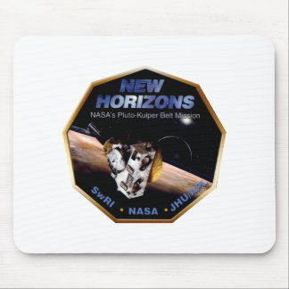 New Horizons Operations Team Logo Mouse Pad