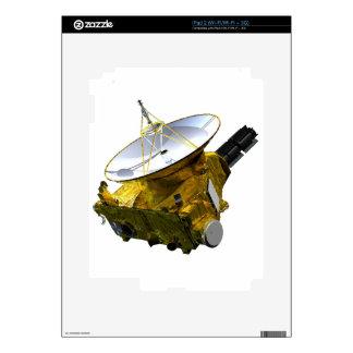 New Horizons spacecraft Skin For iPad 2