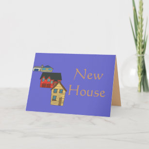 Buying new home cards zazzle new house warming greeting card m4hsunfo