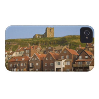 New housing and St Margarets church, Whitby, iPhone 4 Cover