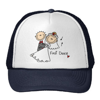 New Husband And Wife s First Dance Hat