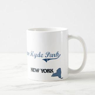 New Hyde Park New York City Classic Mugs