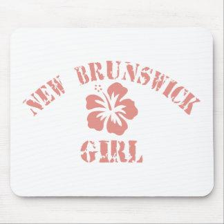 New Iberia Pink Girl Mousepad