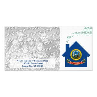 new idaho address card