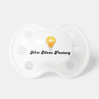 New ideas factory pacifier