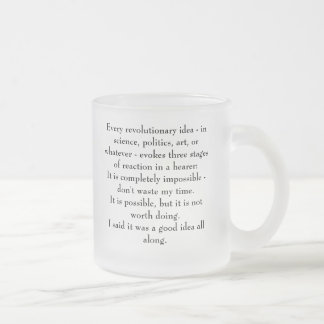 New Ideas Mug