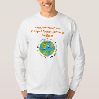 New Image, #1 Expert Answer Servic... - Customized T-Shirt