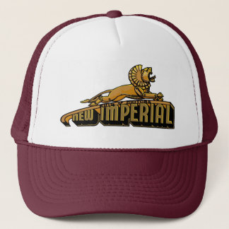 New Imperial vintage motorcycles Trucker Hat