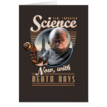 New, Improved Science: Now, With Death Rays!