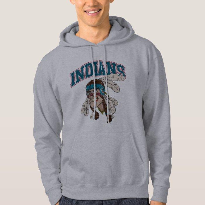 New Indians Hooded Sweatshirt