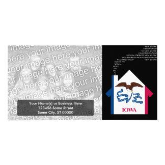 new iowa address card
