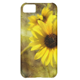 NEW iphone5 sunflowers case Case For iPhone 5C