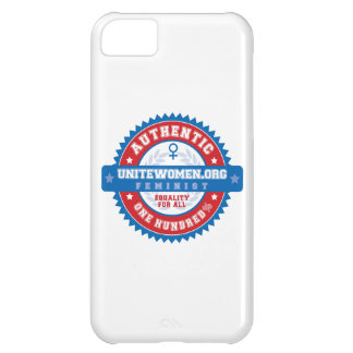 NEW! iPhone 5 Case with Authentic Feminist Design