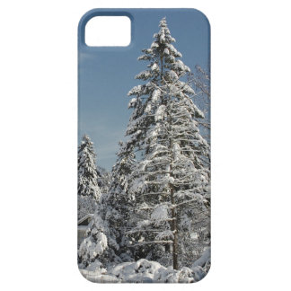 NEW iphone 5 Scenic Winter Trees iPhone 5 Cases