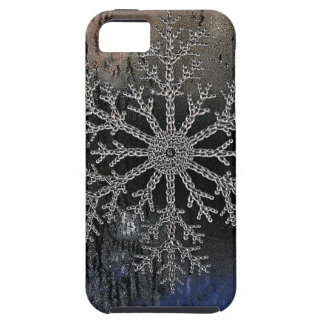 NEW iphone 5 Snowflake Design cover
