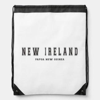 New Ireland Papua New Guinea Drawstring Bag