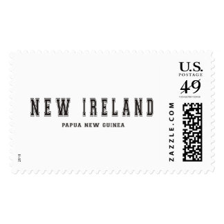 New Ireland Papua New Guinea Stamp