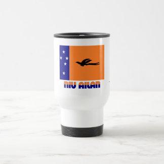 New Ireland Province, PNG 15 Oz Stainless Steel Travel Mug