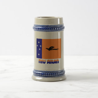 New Ireland Province, PNG 18 Oz Beer Stein