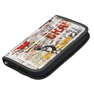 New Jazz - Rickshaw Smartphone Folio Folio Planner