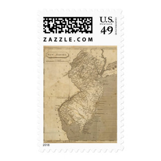New Jersey 11 Stamp