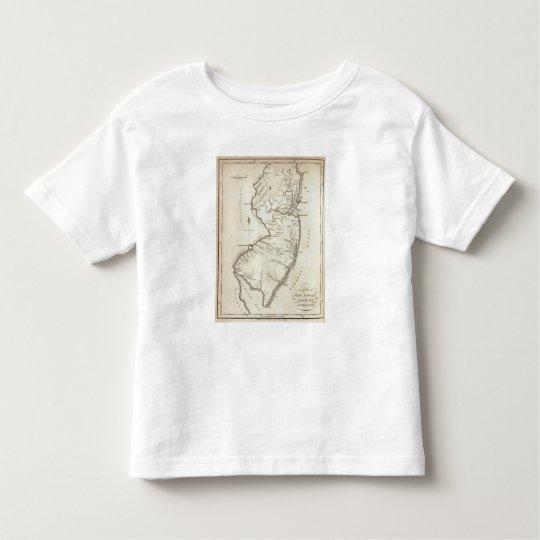 New Jersey 13 Toddler T-shirt