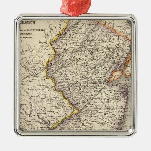New Jersey 14 Adornos