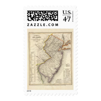 New Jersey 14 Postage