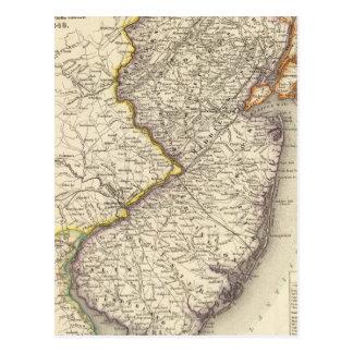New Jersey 14 Postcard