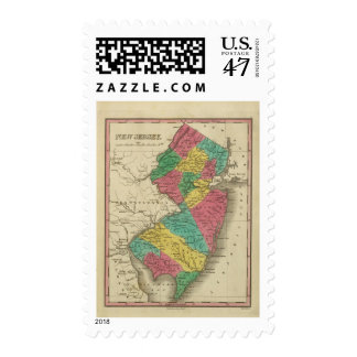 New Jersey 3 Postage