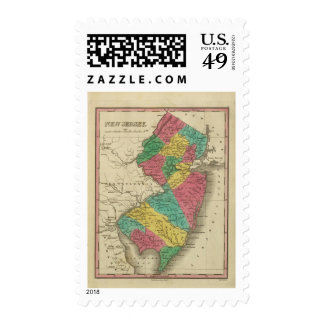 New Jersey 3 Stamps