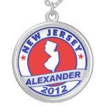 New Jersey Alexander Colgante