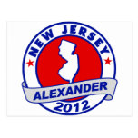 New Jersey Alexander Postal