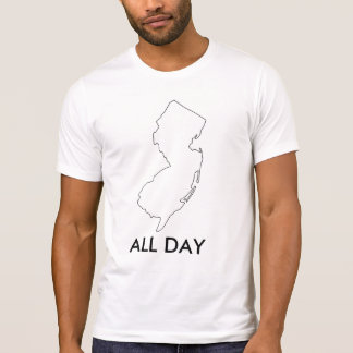New Jersey ALL DAY T-Shirt