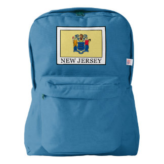 New Jersey American Apparel™ Backpack
