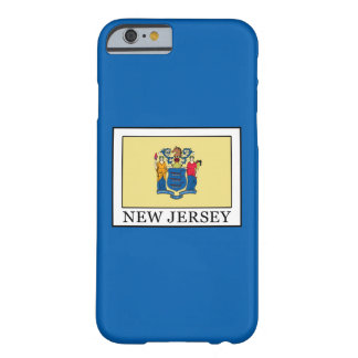 New Jersey Barely There iPhone 6 Case