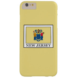 New Jersey Barely There iPhone 6 Plus Case